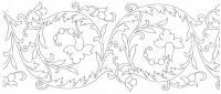 Листья и цветы Картинки антистресс раскраски