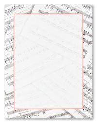 Рамочка с нотами Раскраски антистресс а4