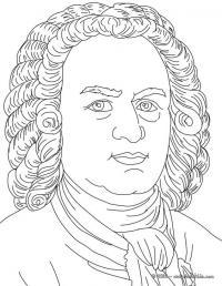 Бетховен Раскраски антистресс а4