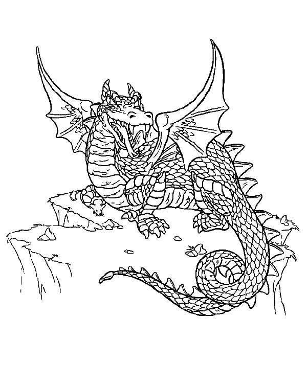 Драконы для детей картинки