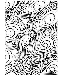 Перья Раскраски для медитации