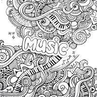 Музыка Раскраски для взрослых скачать