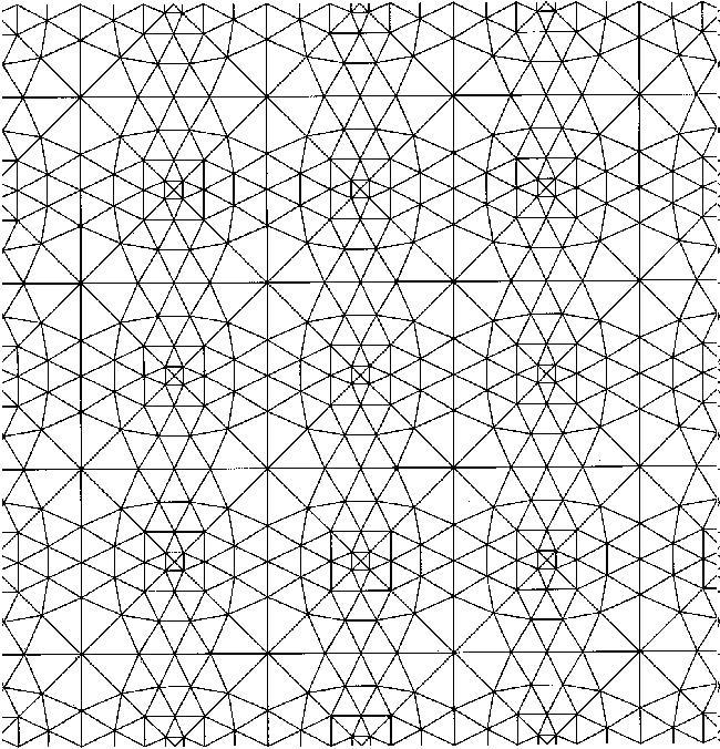 Геометрия Медитативная раскраска