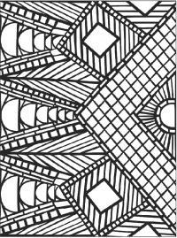 Механика Картинки антистресс раскраски